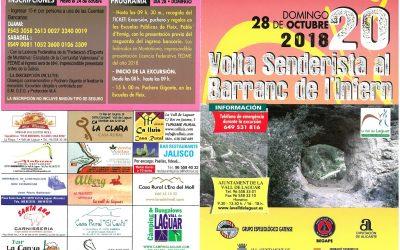 XX Volta Senderista 2018