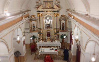 Parish Church of Santa Teresa and San Pascual in Fleix