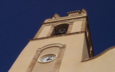 Parish Church of Santa Ana in Campell