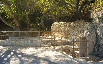 Subvención aceptada: Reparación camino dels Llavadors y camino del Penyó